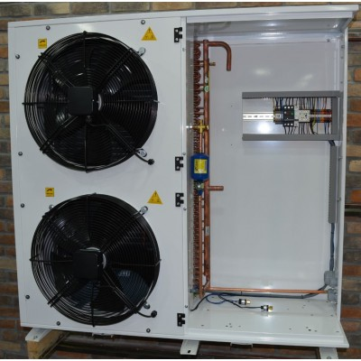 BER SX 5 H AVR CONDENSING UNITE WITHOUT COMPRESSOR