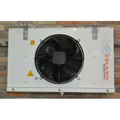 TEC C 035 A11 D5 80 + E2 Evaporator