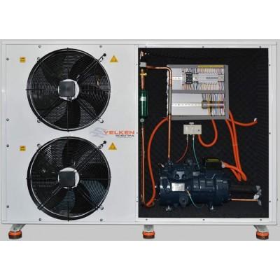 BER SFZ 10 L2 AVR LOW PRESSURE SEMI HERMETIC CONDENSING UNIT