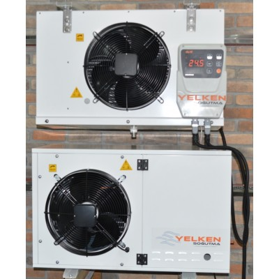 YEL SBZ 7,5 L AVR BITZER Cooling System